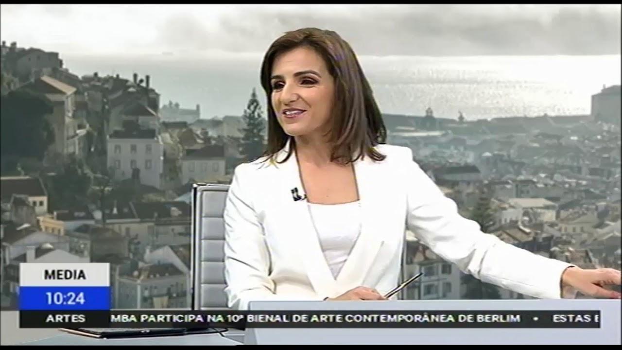 AATAE - Entrevista Craveiro Amaral na RTP3