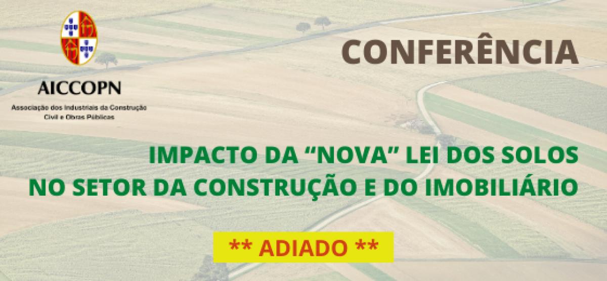 ADIADA - CONFERÊNCIA | IMPACTO DA