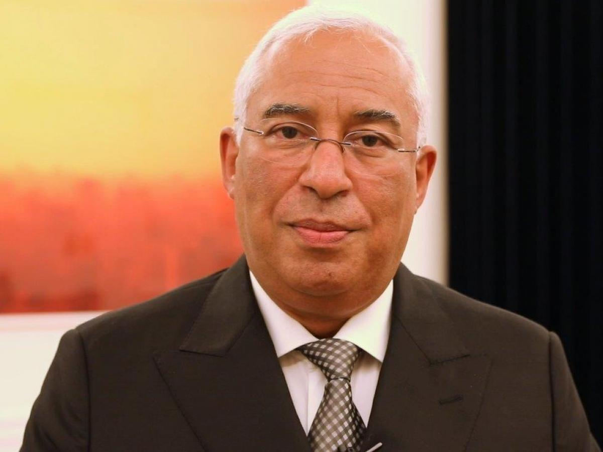 ANTÓNIO COSTA: PORTUGAL PRECISA DE UM SETOR NACIONAL DE CONSTRUÇÃO