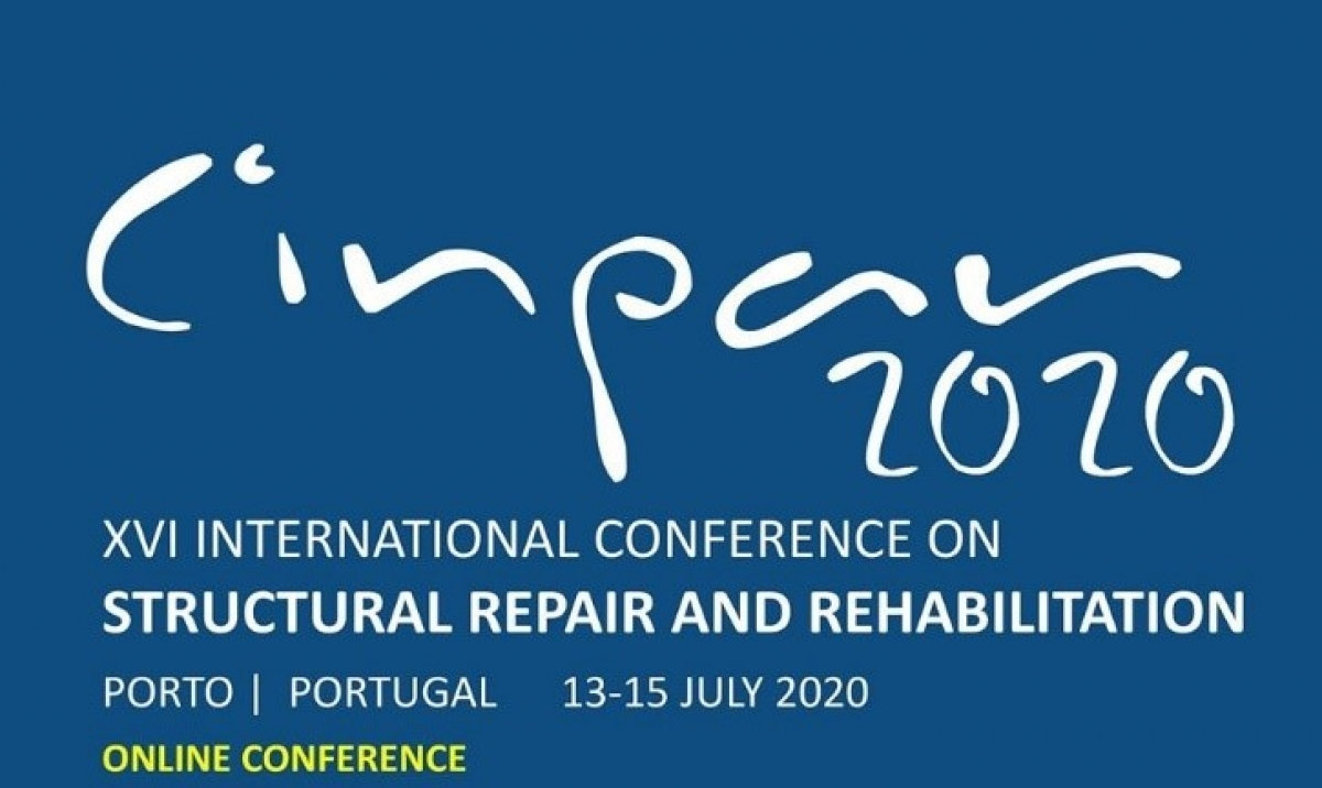 CINPAR 2020 – XVI International Conference on Structural Repair and Rehabilitation