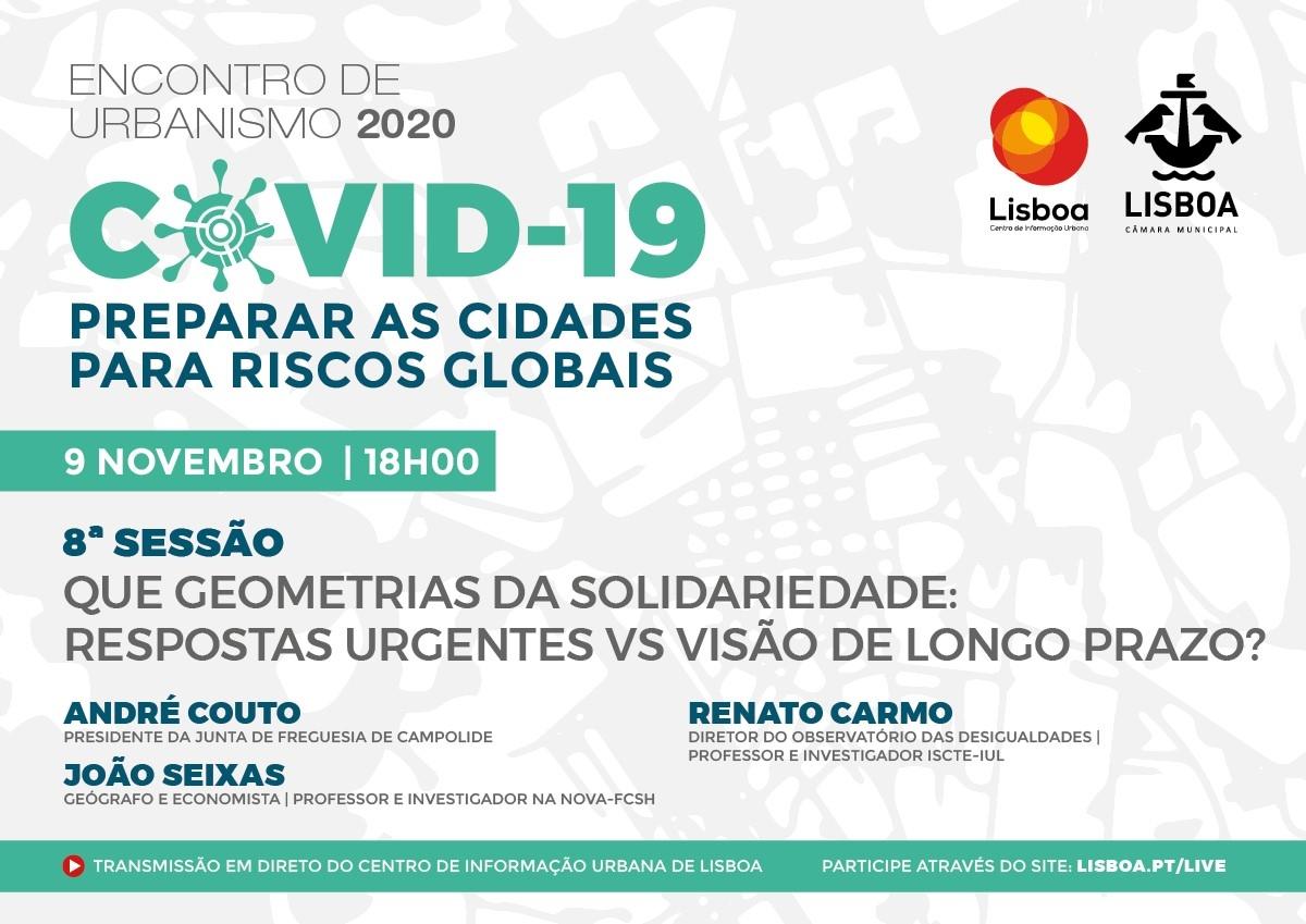 CML  - Encontro de Urbanismo 2020