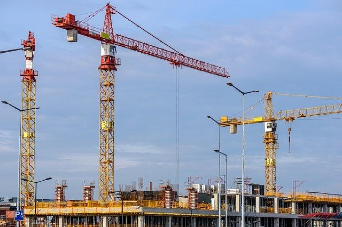 Construção Civil destaca-se positivamente em ano de crise