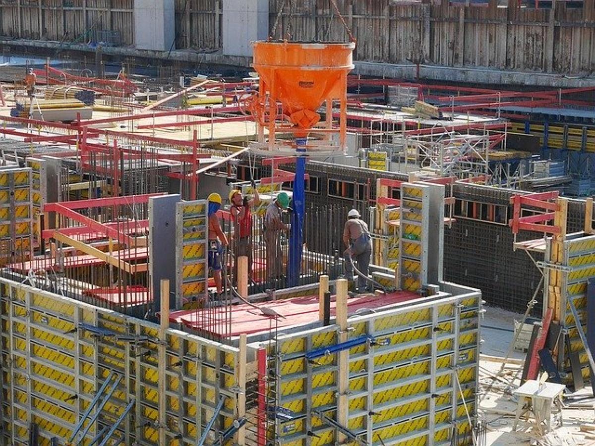 Construção faz frente à pandemia: emprego no setor mantém-se resiliente