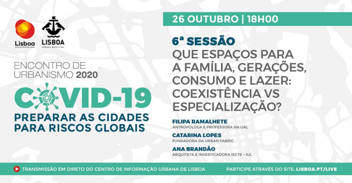 Divulgação | CML-  Preparar as Cidades para Riscos Globais |