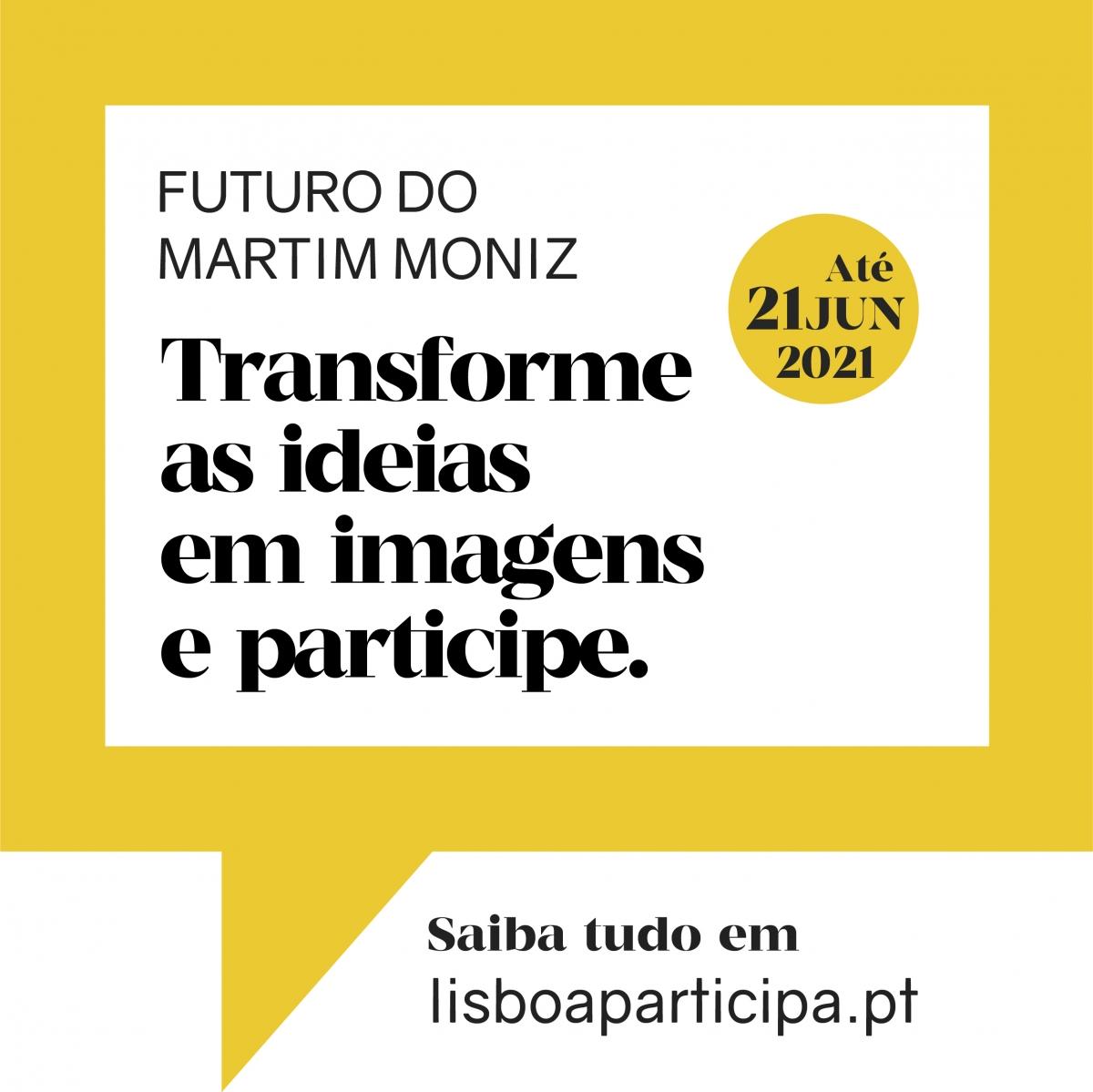 Divulgação | Lisboa avança com fase de ilustração de ideias para a transformação da Praça Martim Moniz