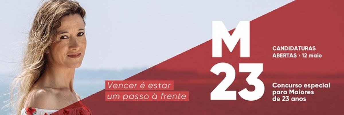 IPS Concurso M23 | Candidaturas alargadas até 19 de maio