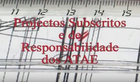 Projectos subscritos por Ataes em vídeo
